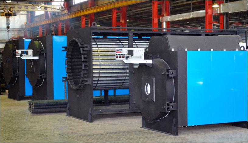 Котлы водогрейные серии RS-D (200-15000 кВт)